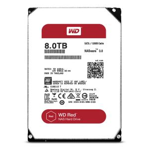 "WD 3.5"" 8TB Red Sata 3.0 128MB Cache intellipower Harddisk"