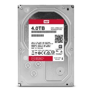 "WD 3.5"" 4TB Red Sata 3.0 7200Rpm 128MB Cache Nas Harddisk"