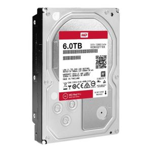 "WD 3.5"" 6TB Red Pro Sata 3.0 7200Rpm 128MB Cache Nas Harddisk"