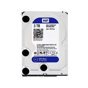 "WD Blue 3,5"" 3TB 64MB SATA III 6Gb/s"