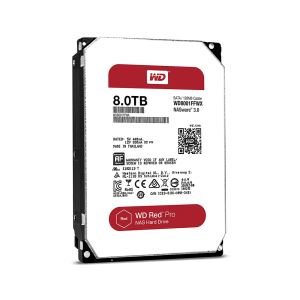 "WD 3.5"" 8TB Red Pro Sata 3.0 7200Rpm 128MB Cache NAS Harddisk"