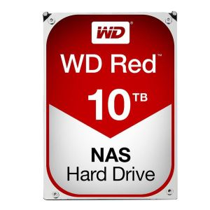 "WD Red 3,5"" 10TB 256MB SATA III 6Gb/s 7/24 NAS"