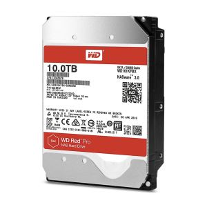 "WD 3.5"" 10TB Red Pro Sata 3.0 7200Rpm 256MB Cache NAS Harddisk"