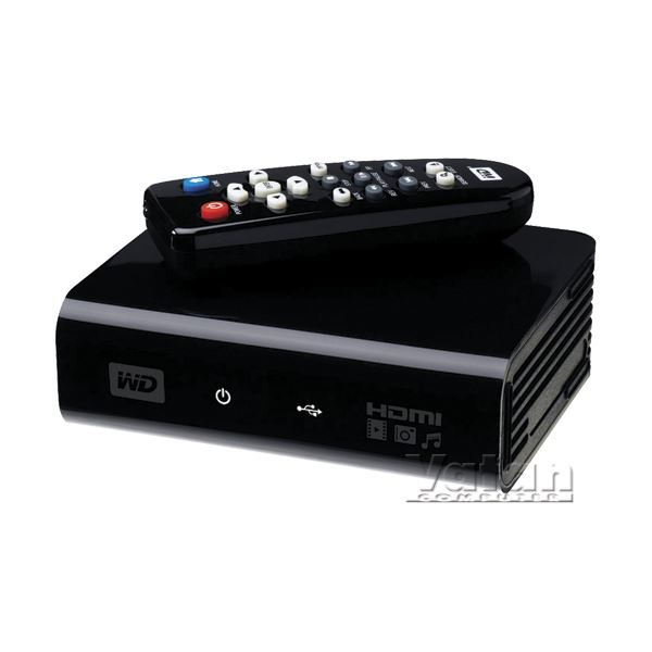 WD TV HD Media Player HDMI & USB 2.0