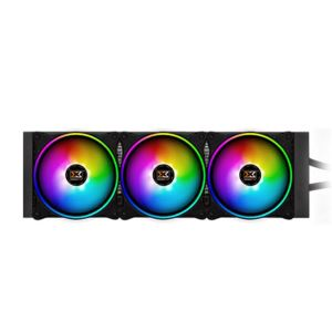 XIGMATEK AURORA 360 INTEL/AMD 3x120mm AT120 RAINBOW FAN CPU SIVI SOĞUTUCU