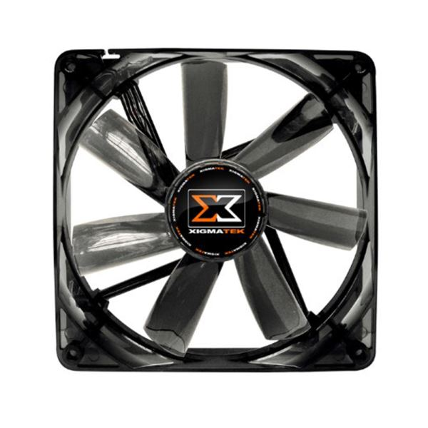 XIGMATEK XLF SERİSİ 140MM BEYAZ LED FAN