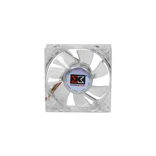 XIGMATEK CLF SERİSİ 80MM BEYAZ LED FAN