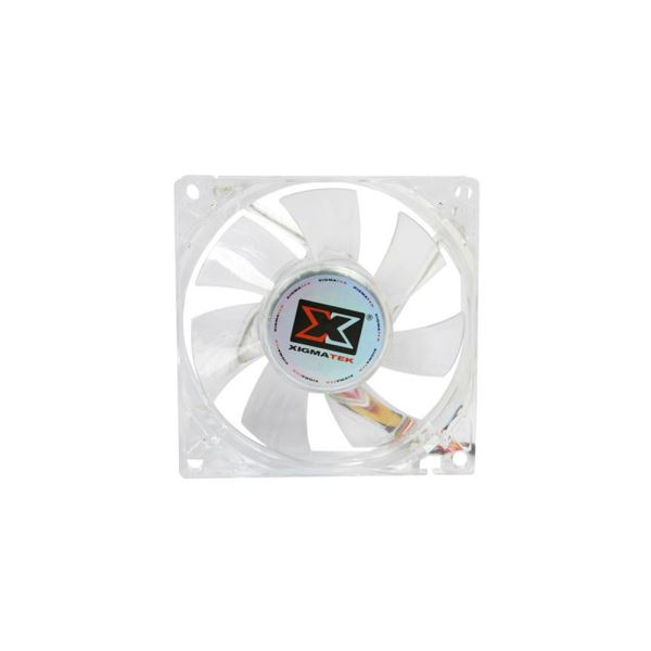 XIGMATEK CLF SERİSİ 80MM MOR LED FAN