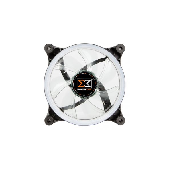 XIGMATEK SEII SERİSİ 120MM BEYAZ LED FAN