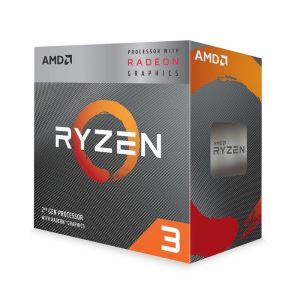 AMD Ryzen™3 3200G Soket AM4 + Wraith Stealth 3.6GHz - 4GHz 6MB 65W 12nm İşlemci