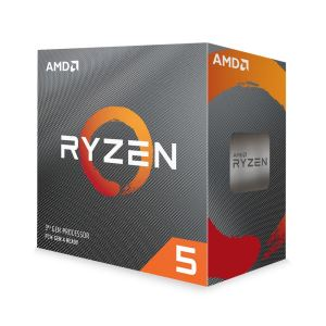 AMD Ryzen™5 3600 Soket AM4 + Wraith Stealth 3.6GHz - 4.2GHz 32MB 65W 7nm İşlemci