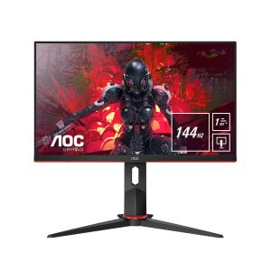 "AOC 27"" 27G2U/BK 144Hz IPS 1ms FreeSync Full HD DPport HDMI Pivot Oyuncu Monitör"
