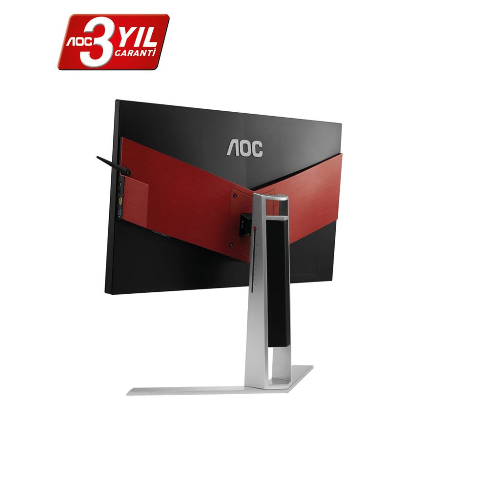 "AOC 27"" AGON AG271QG 4ms IPS 165Hz Gsync Gaming Monitör"