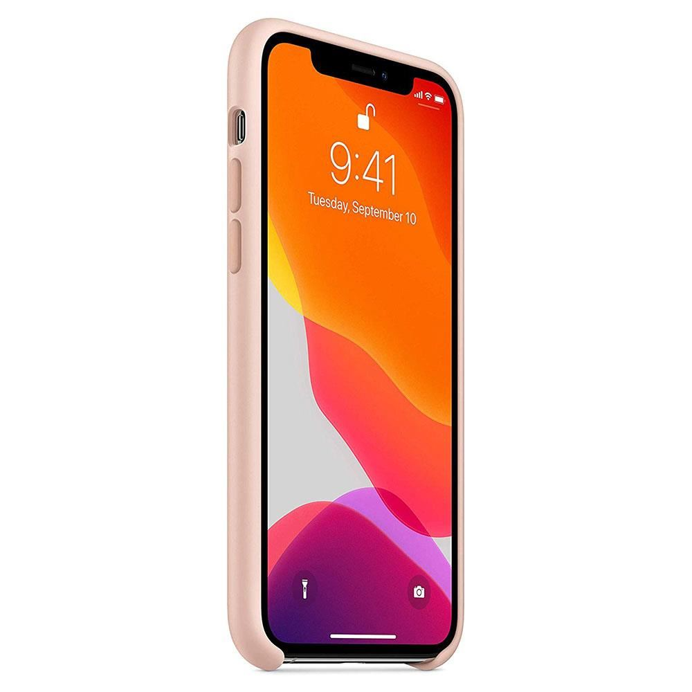 APPLE MWYM2ZM/A  İPHONE 11 PRO SİLİKON KILIF - PİNK SAND