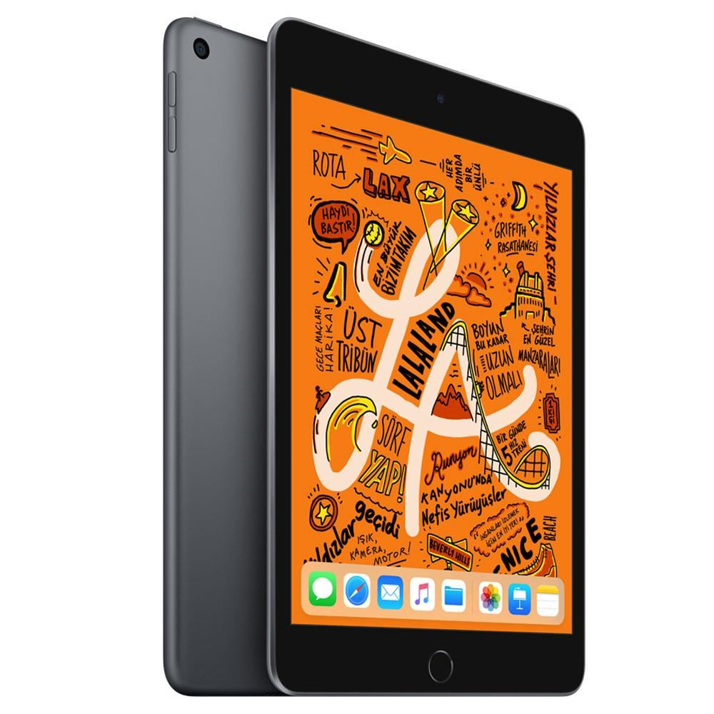 Ipad Mini-64GB WIFI SpaceGray-7.9''Retina-Bluetooth-10 SaateKadar PilÖmrü-305Gr