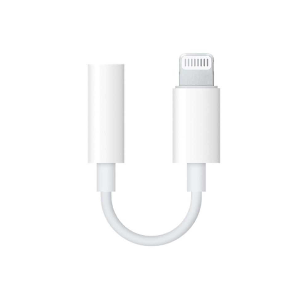 APPLE MMX62ZM/A LİGHTNİNG - 3.5MM KULAKLIK JAKI ADAPTÖRÜ