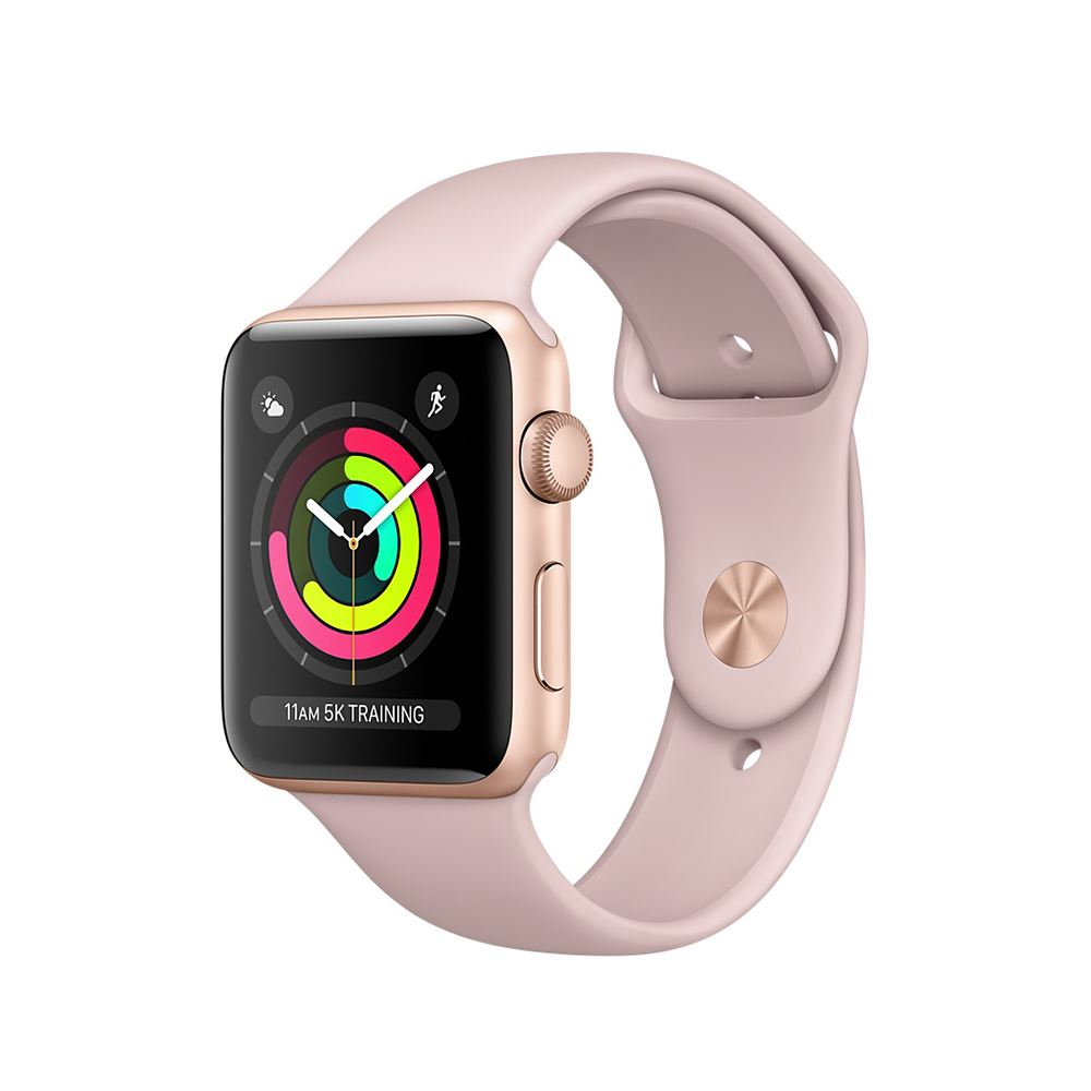 Apple Watch 3 38mm Gold
