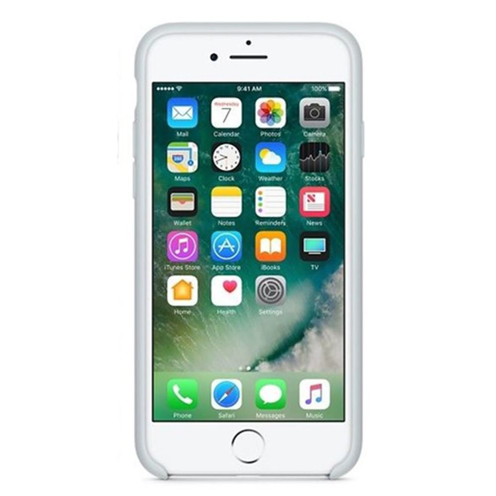 APPLE MQ582ZM/A IPHONE 7 SİLİKON KILIF- (SİS MAVİSİ)