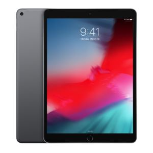 Ipad Air-64GB WIFI-SpaceGrey-10.5''Retina-Bluetooth-10Saate KadarPil Ömrü456Gr