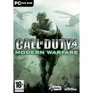 PC CALL OF DUTY 4: MODERN WARFARE