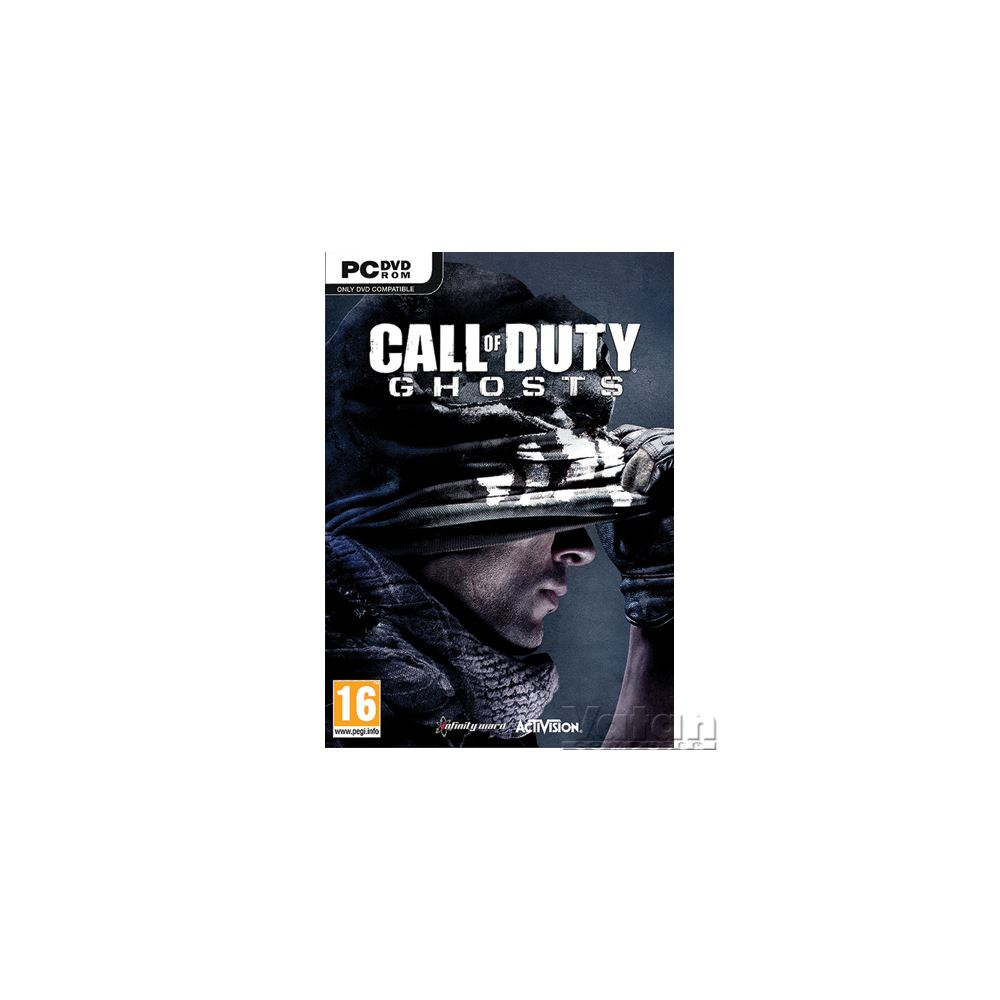 PC CALL OF DUTY GHOST