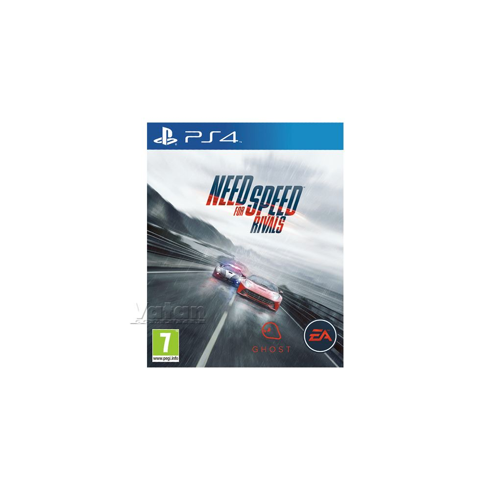 PS4 NFS RIVALS