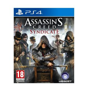PS4 ASSASSINS CREED SYNDICATE