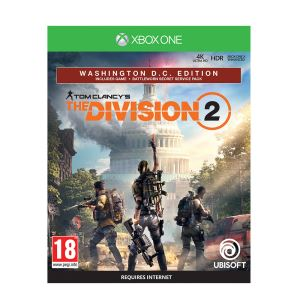 XBOX ONE TOM CLANCY'S THE DIVISION 2 WASHINGTON ED