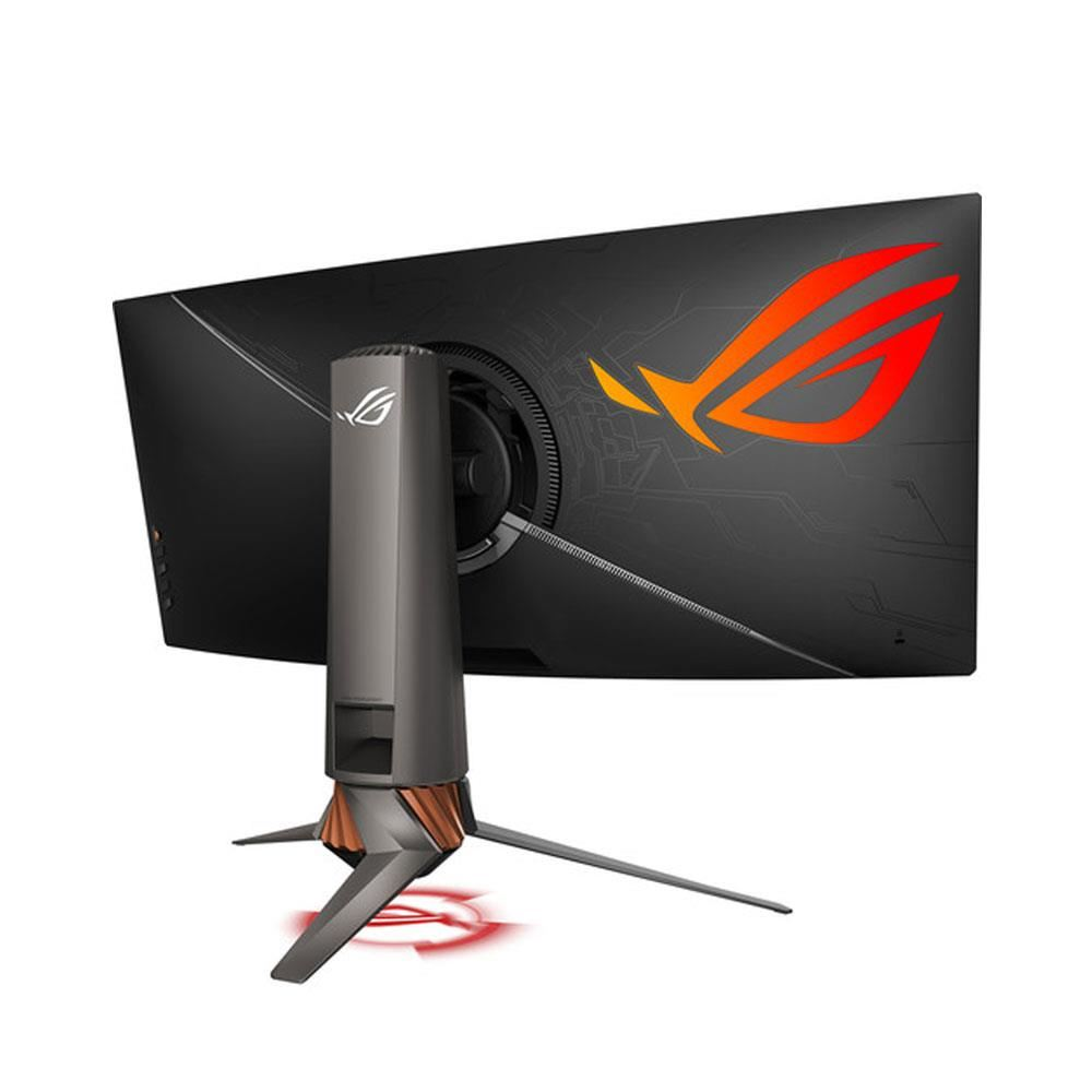 "ASUS 34"" PG349Q 4Ms 120Hz QHD IPS HDMI DP G-SYNC CURVED GAMING MONITOR"