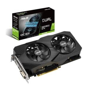 ASUS GeForce GTX1660 SUPER EVO 6GB DDR6 192Bit DX12 Nvidia Ekran Kartı