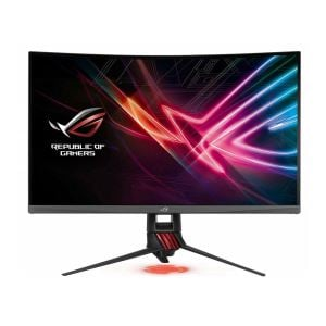 "ASUS 31,5"" XG32VQR HDR 2K 4Ms 144Hz AURA RGB FreeSync 2 CURVED GAMING MONİTÖR"