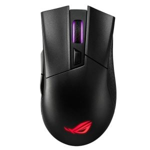 ASUS ROG Gladius II Wireless 16000 DPI Aura Sync RGB Gaming Mouse