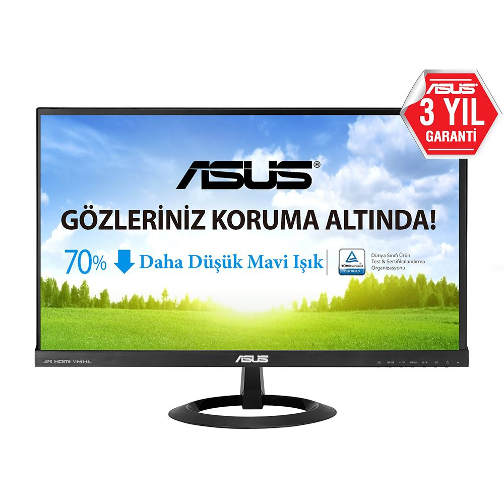 "ASUS 23"" VX239H Full HD HDMI IPS Monitör"