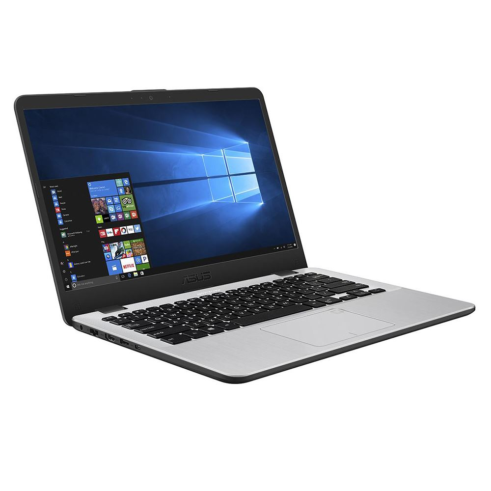 "ASUS X405UR CORE İ5 7200U 2.5GHZ-8GB RAM-256SSD-2GB-14""W10 NOTEBOOK"