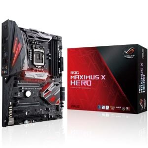 ASUS ROG MAXIMUS X HERO Intel Z370 Socket 1151 DDR4 4133+Mhz(OC) USB3.1 Anakart