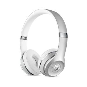 BEATS BT.MNEQ2ZE.A SOLO 3 WİRELESS ON EAR HEADPHONES SİLVER