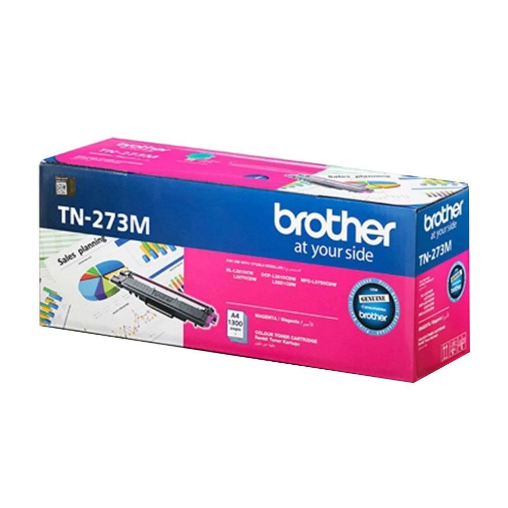 BROTHER TN-273M 1300 SAYFA KAPASİTELİ KIRMIZI TONER(TN-273M)