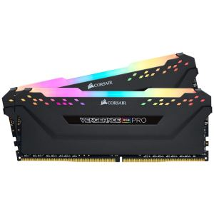 CORSAIR 16GB (2x8GB) VENGEANCE RGB PRO DDR4 3600MHz CL18 Dual Kit Ram