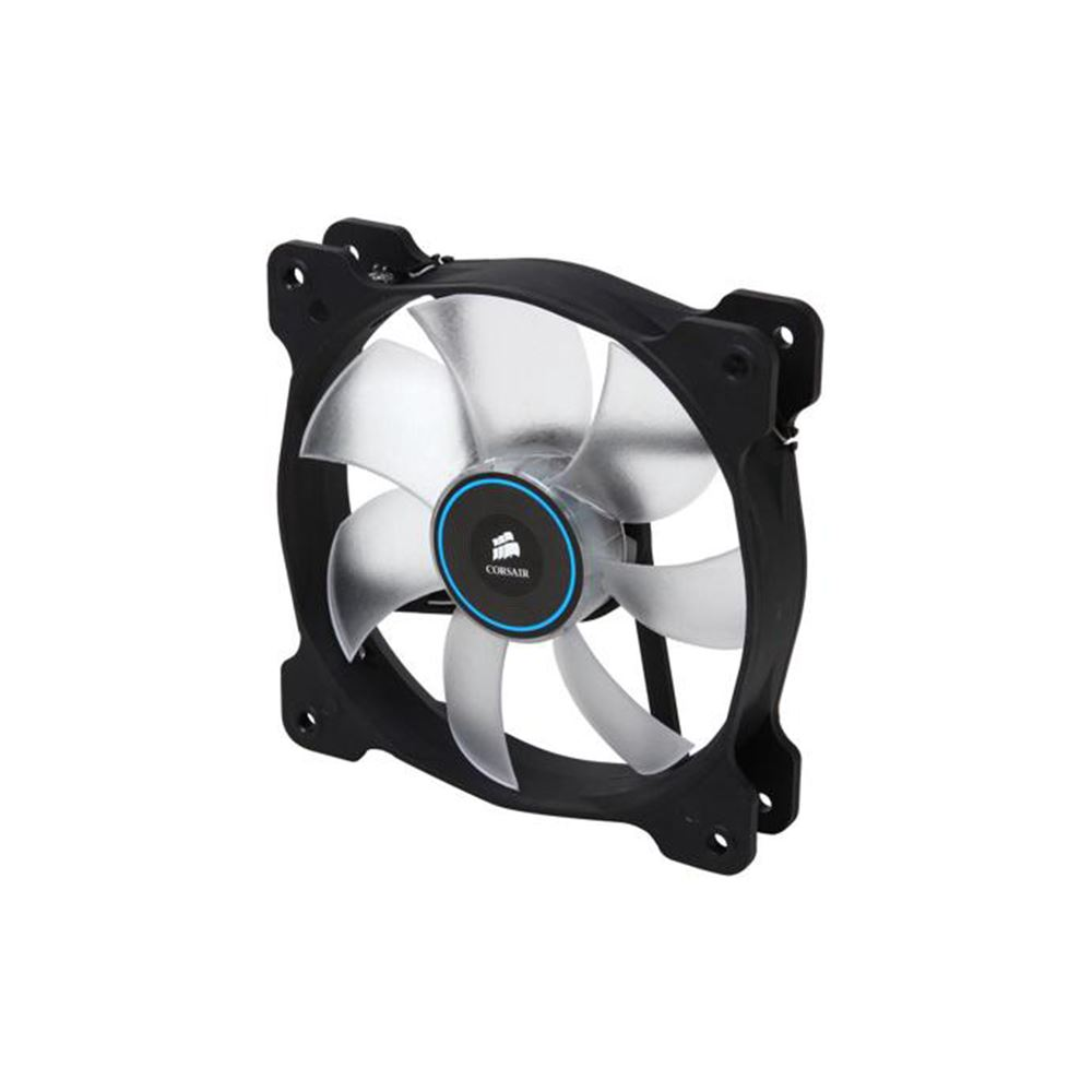 CORSAIR AIR SERİSİ SP120 STATİC PRESSURE 120MM MAVİ LED FAN