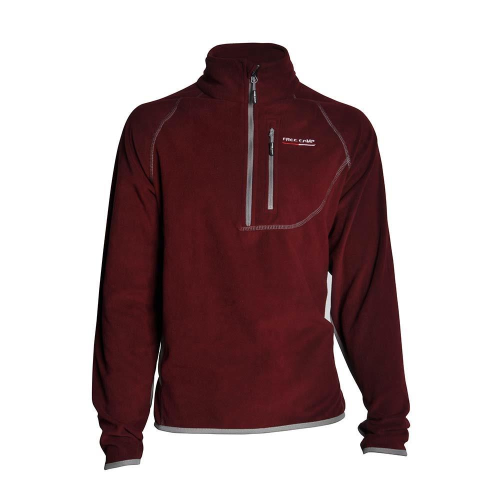 Freecamp Man Half Zipper Fleece