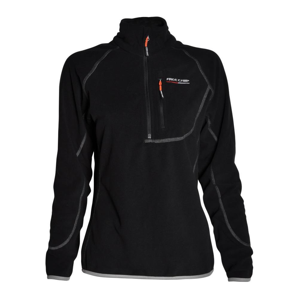 FreeCamp Woman Half Zipper Fleece