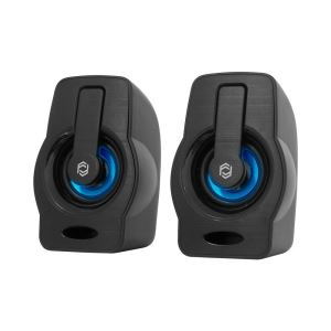 FRISBY FS-2128U 2.0 RGB LED STEREO SPEAKERS SİYAH