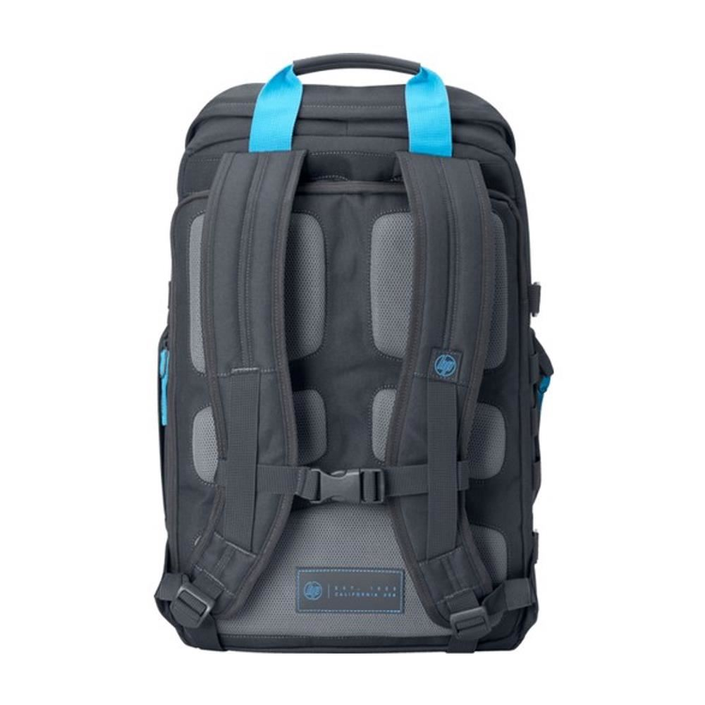 "HP 5WK93AA ODYSSEY 15.6"" SPORT BACKPACK NOTEBOOK ÇANTASI- FACETS GREY"