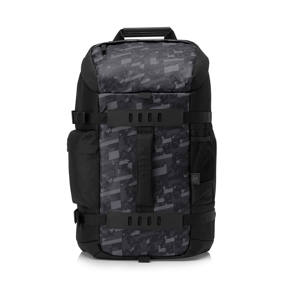 HP 7XG61AA  15.6 ODYSSEY SPORT BACKPACK- DECONSTRUCTES CAMO