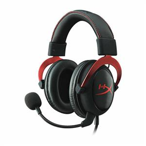 HYPERX CLOUD II 7.1 SURROUND HEADSET - KIRMIZI