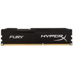 Kingston 4GB HyperX Fruy Black DDR3 1600MHz CL10 PC Ram