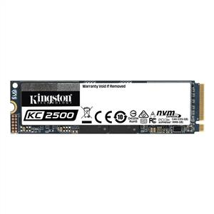 Kingston 250GB KC2500 M8 Serisi NVMe M.2 SSD (Okuma 3500MB / Yazma 1200MB)