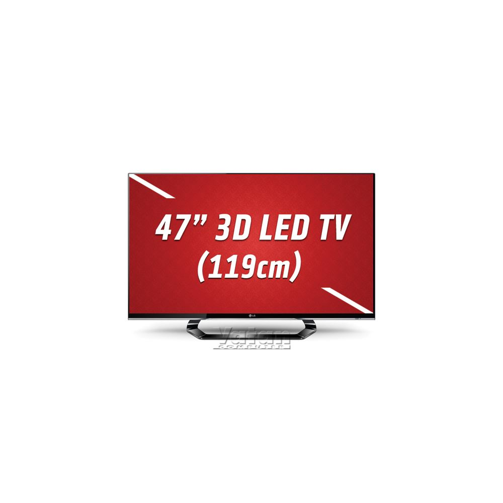 LG 47LM660S 3D LED CINEMA  119 cm FULL HD, 400 HZ,DLNA,4xHDMI,USB,Dual Play