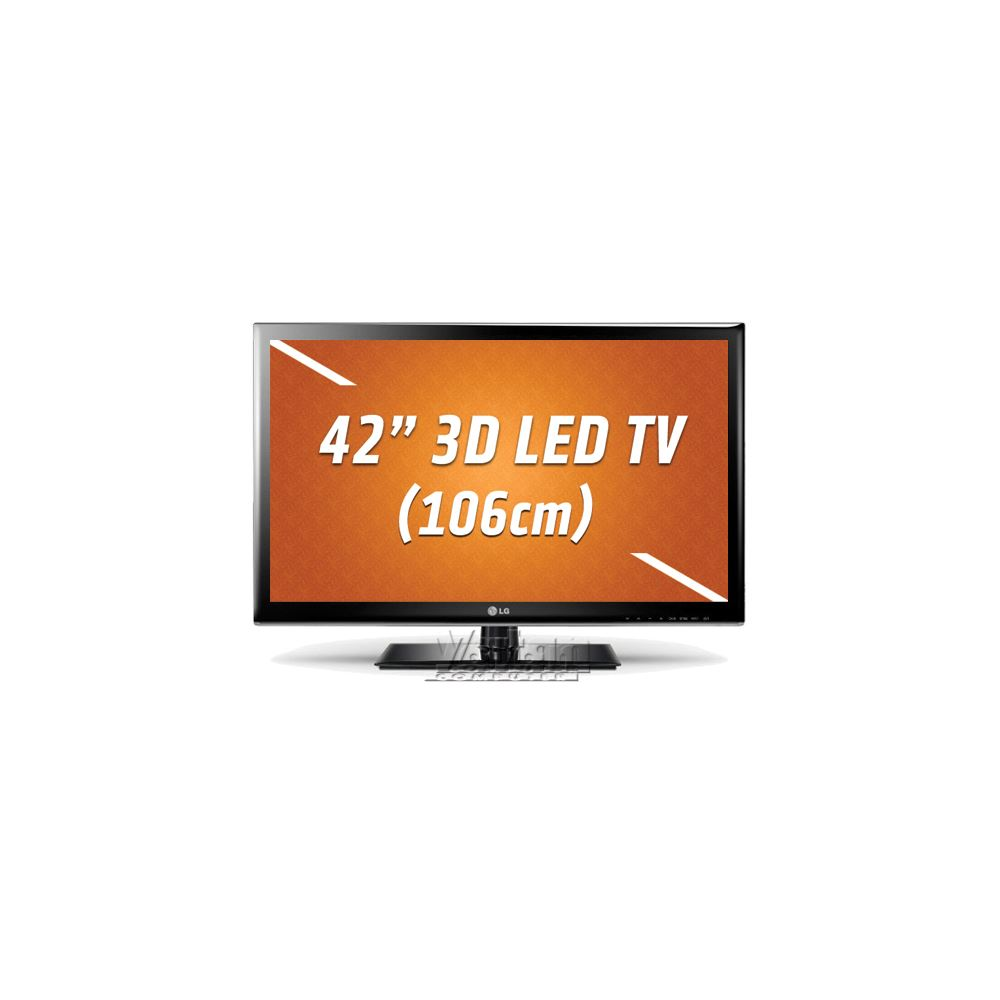 42LM3400 3D FULL HD LED TV,1920X1080,MCI 100 Hz,3xHDMI,USB,4 GÖZLÜK HEDİYE
