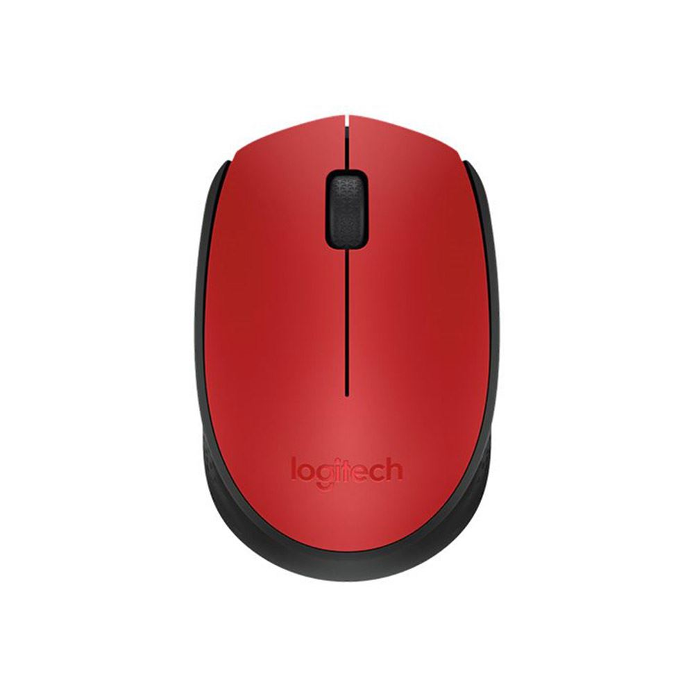 LOGITECH M171 MOUSE RED